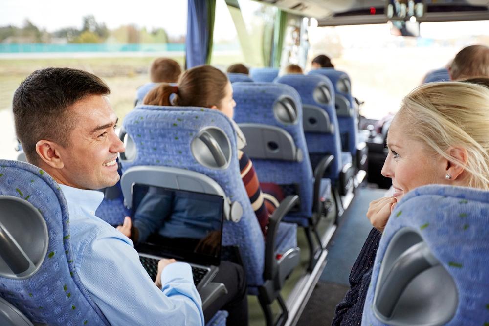 10 cosas que solo puedes hacer con los autobuses de Grupo Ruiz