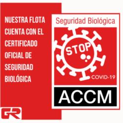 Grupo Ruiz obtiene la certificación STOP COVID-19