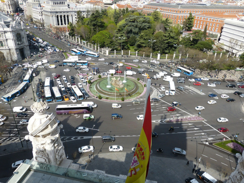 Viajar en autobús a las mejores ciudades de España