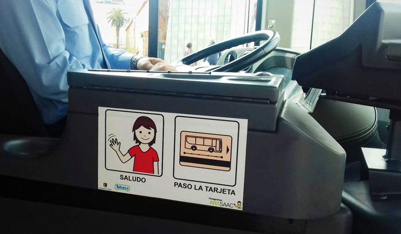 Trabajamos cada día por autobuses más inclusivos y accesibles