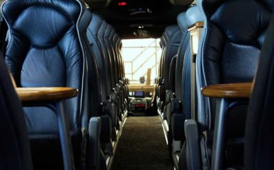 El autobús, el medio de transporte más seguro por carretera