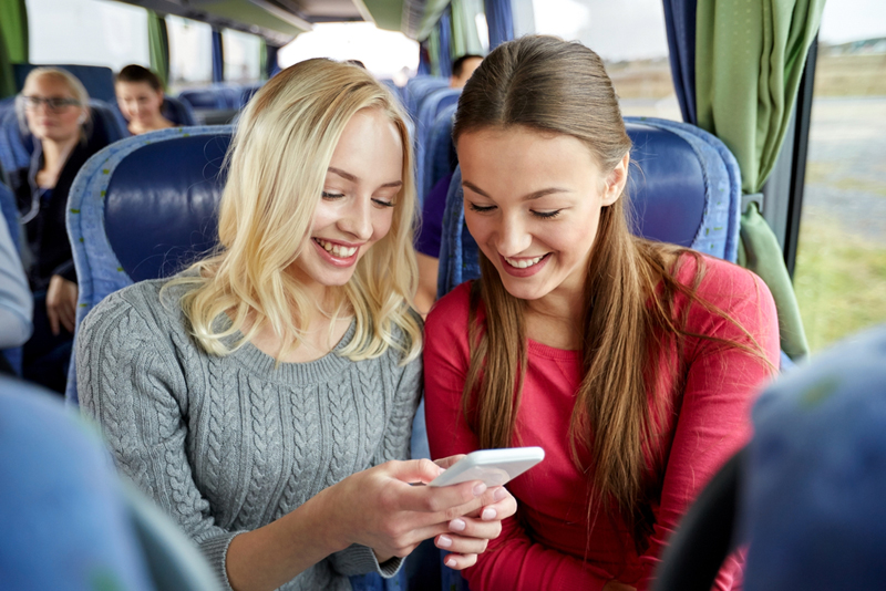 Ventajas de viajar en autobús a tu destino de vacaciones