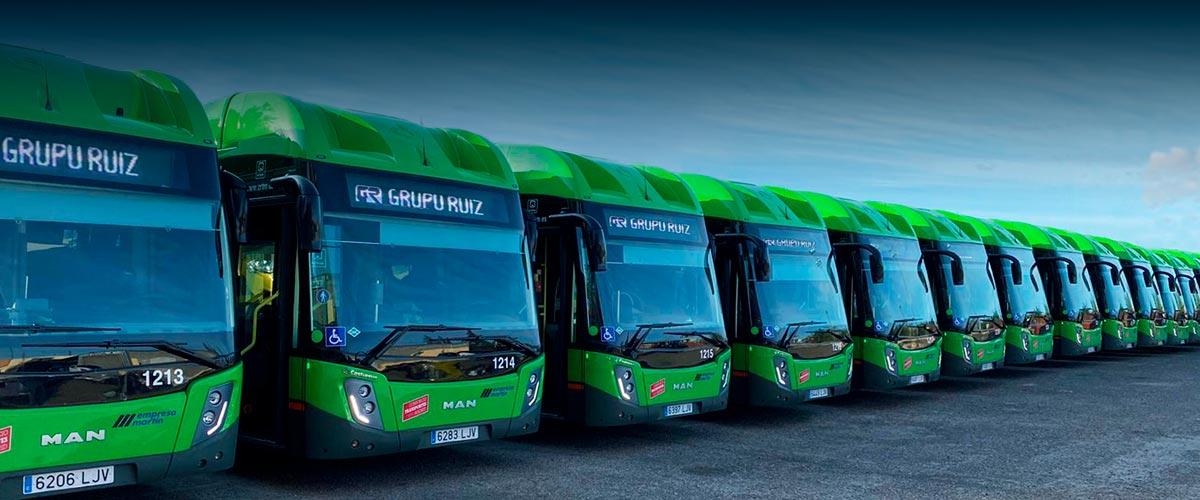 Transporte Urbano de Leganés