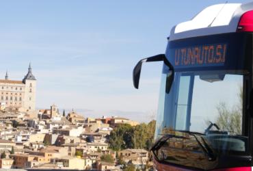 Los usuarios de UNAUTO valoran muy positivamente el servicio de transporte urbano de Toledo